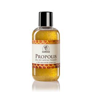 KORANA – Żel do mycia twarzy z propolisem
