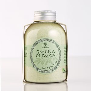 KORANA – Grecka Oliwka sól do kąpieli