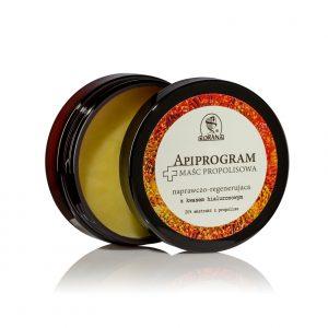 KORANA – Maść propolisowa z kwasem hialuronowym
