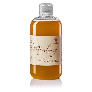 KORANA – Żel do mycia ciała Miodowy